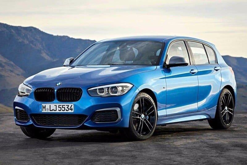 BMW ocasión Serie 1