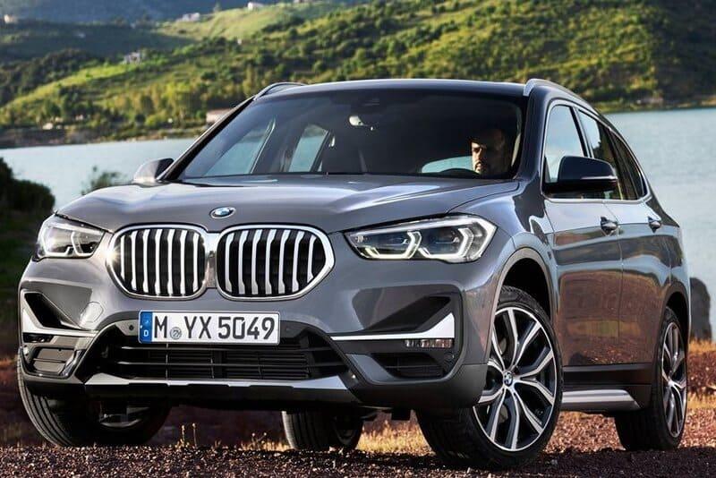 BMW ocasión X1