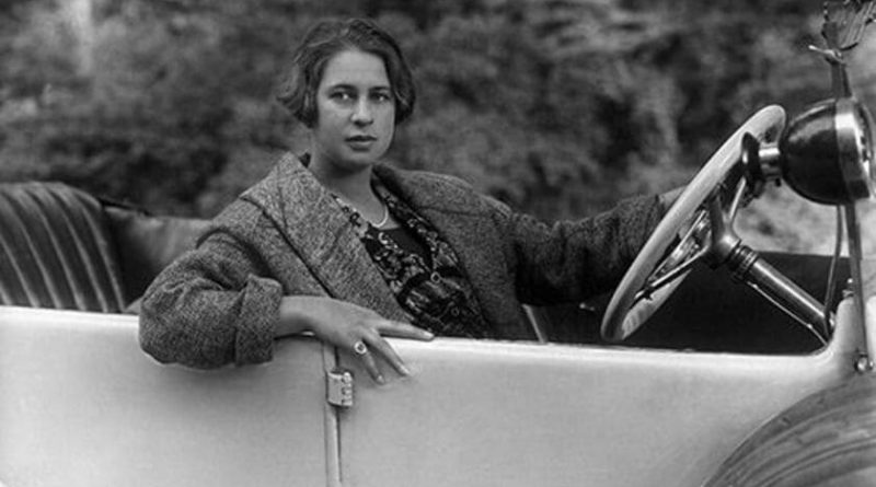 Clara Eleonore Stinnes: mujeres que han hecho historia