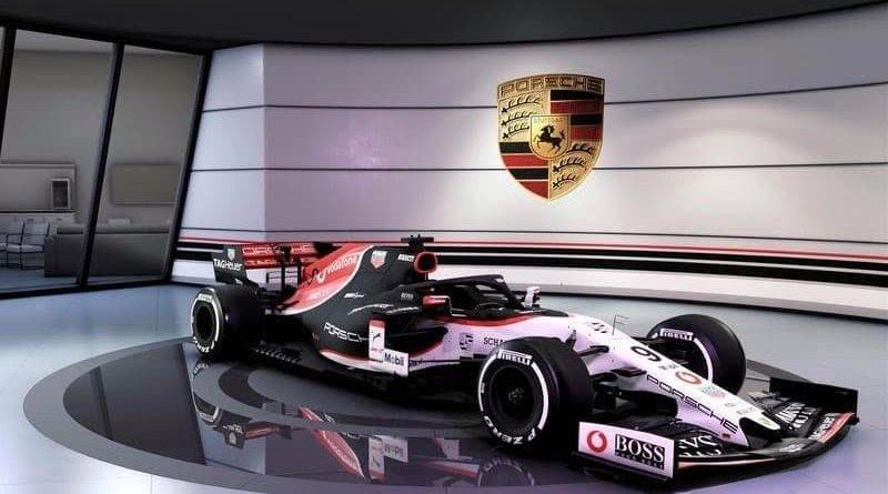 Grupo Volkswagen en formula 1