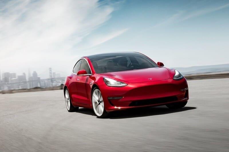 Tesla Model 3 ocasión