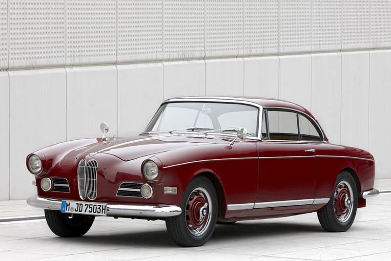 parrilla BMW 503 – 1956