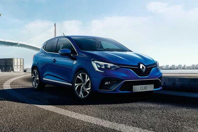 Renault Clio ocasión