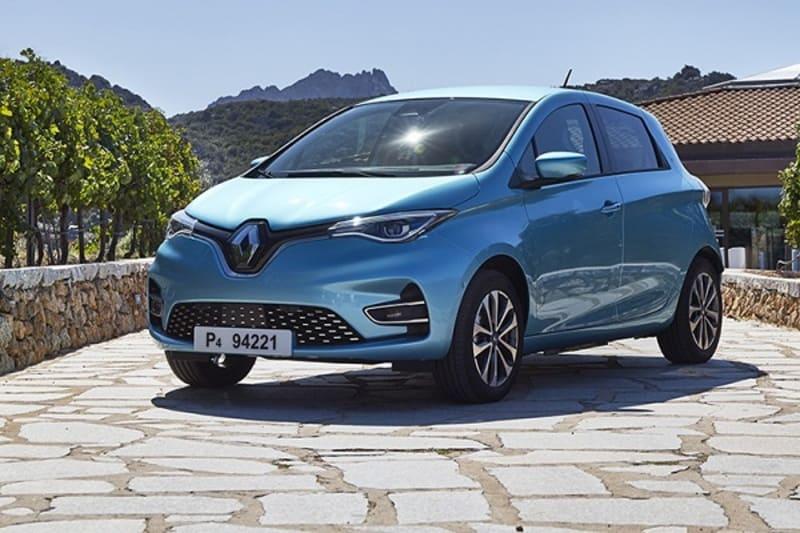 coches eléctricos ocasión Renaul ZOE