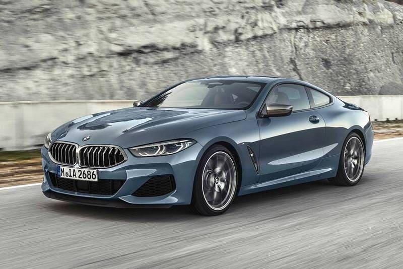 BMW Serie 8 2018