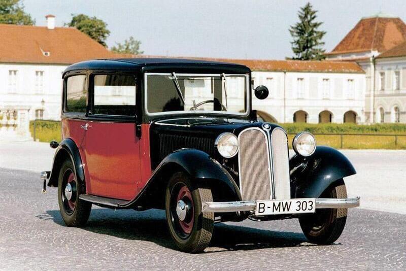 parrilla BMW  303 – 1933