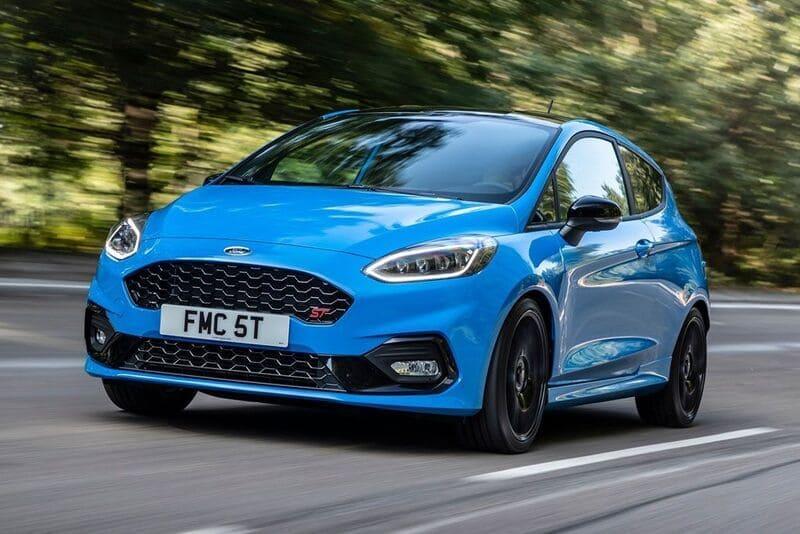 Ford Fiesta ocasión