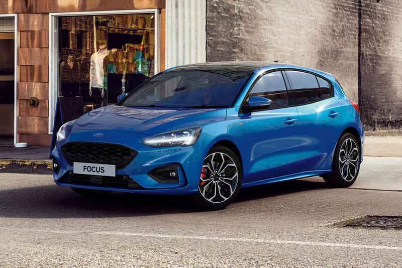 Ford Focus ocasión