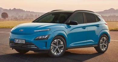 coches eléctricos ocasión Hyundai Kona eléctrico