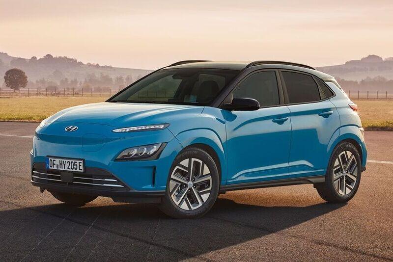 coches eléctricos ocasión Hyundai Kona