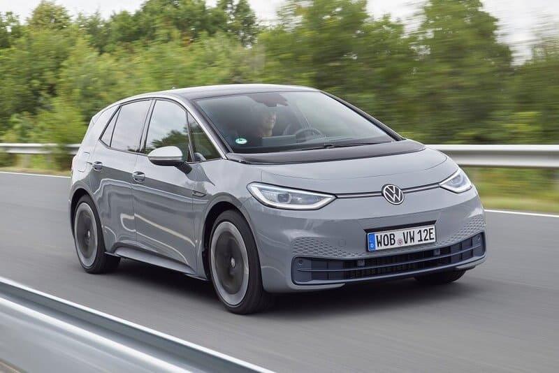 coches eléctricos ocasión volkswagen id3