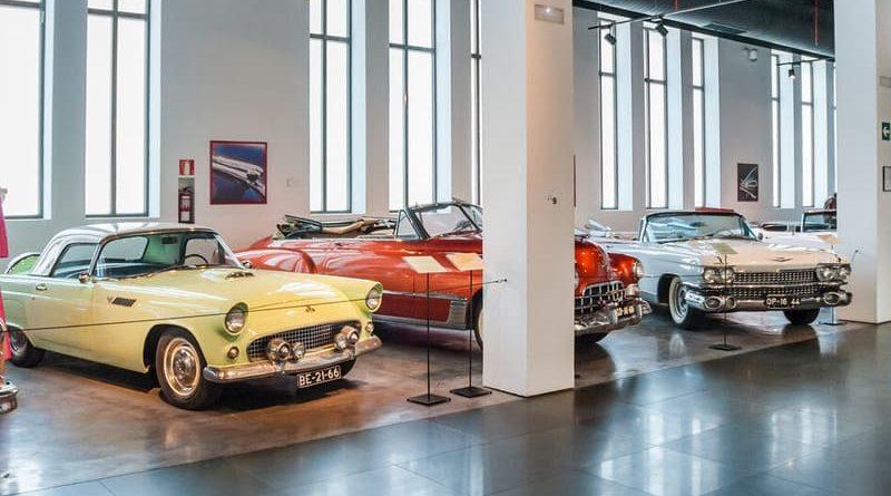 Museos de coches