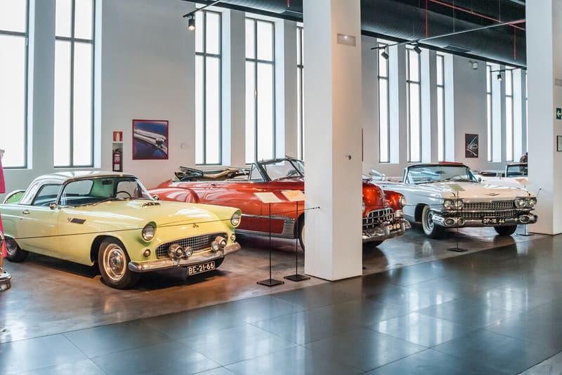 Museos de coches - Málaga