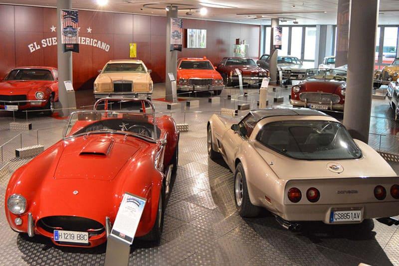 Museos de coches - Salamanca