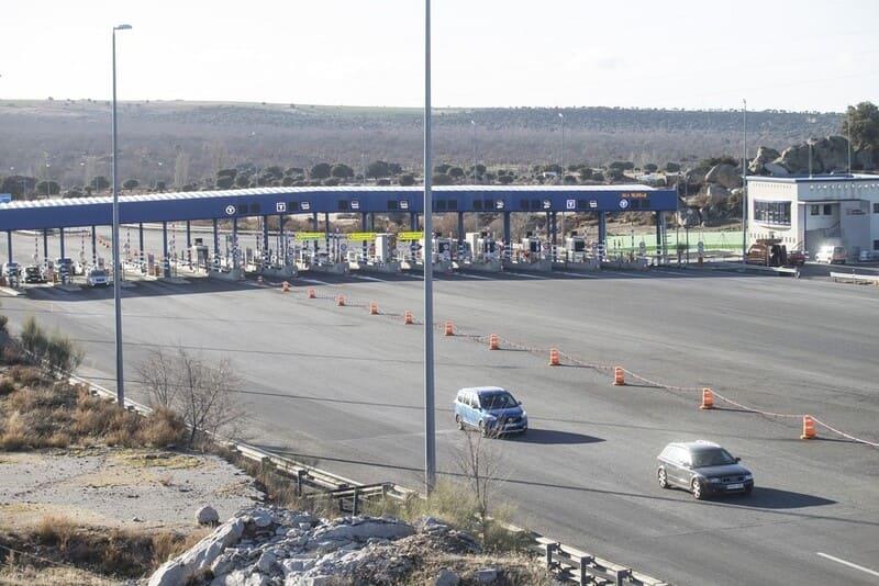 Peajes en las autovías de España