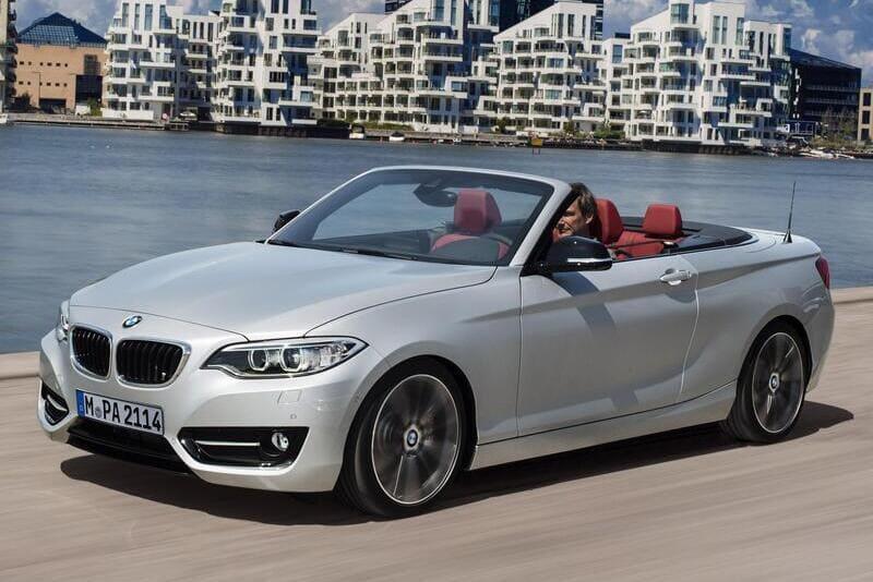 BMW Serie 2 Cabrio -  mejores descapotables