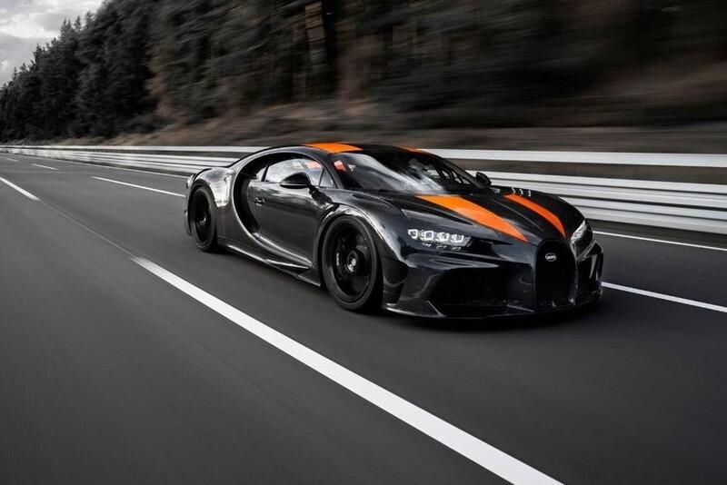 Los modelos de coches más rápidos