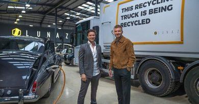 David Beckham compra parte de una marca de coches eléctricos