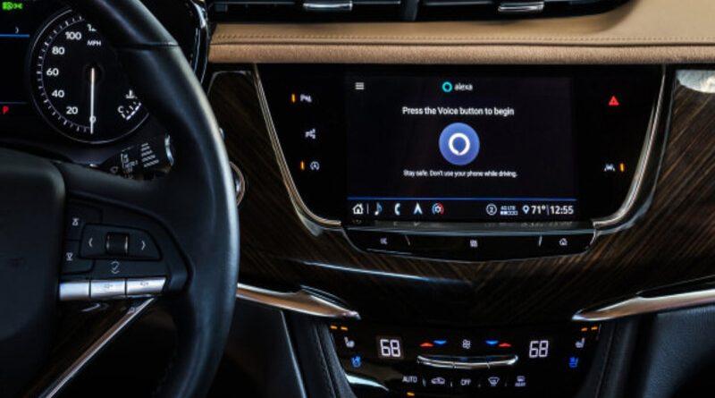 Alexa para coches