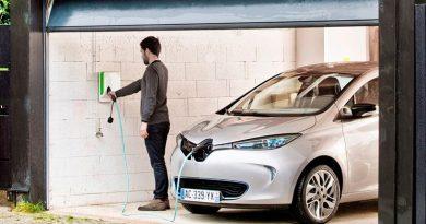 Cargar un coche eléctrico
