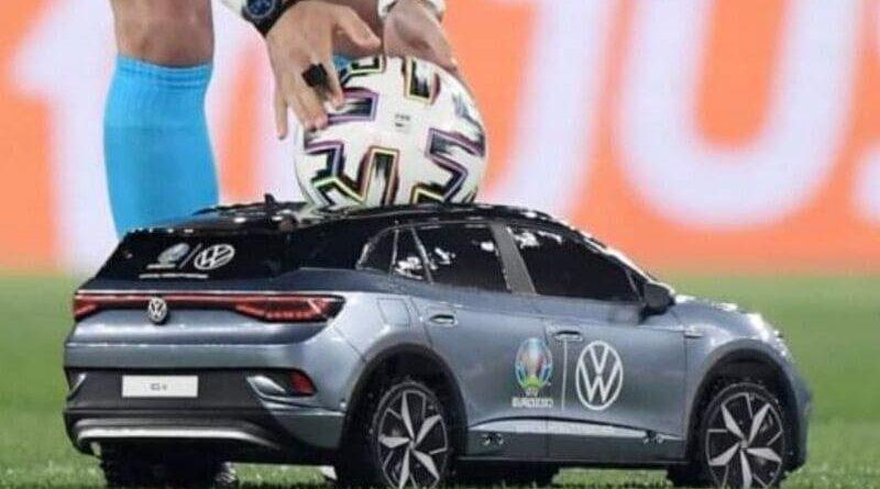 Volkswagen patrocinador de la Eurocopa 2020
