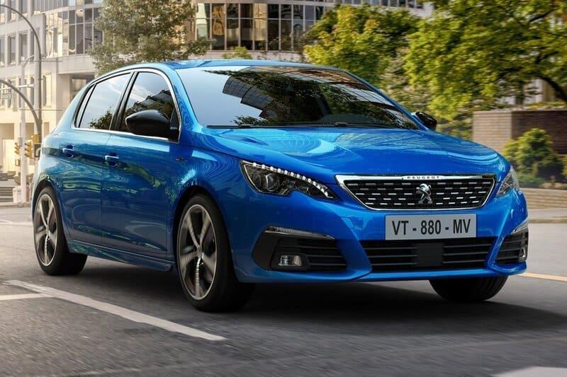 Peugeot ocasión 308