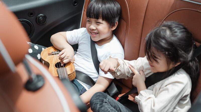 Juegos para coche para viajar con niños