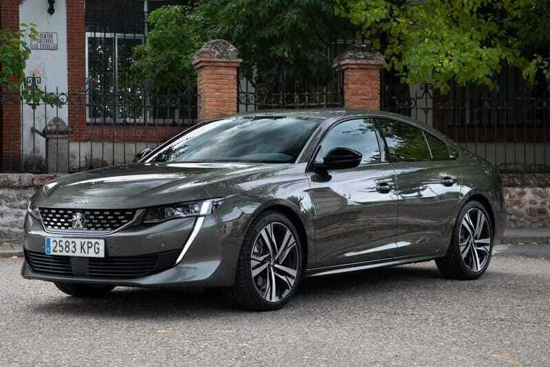 Peugeot ocasión 508