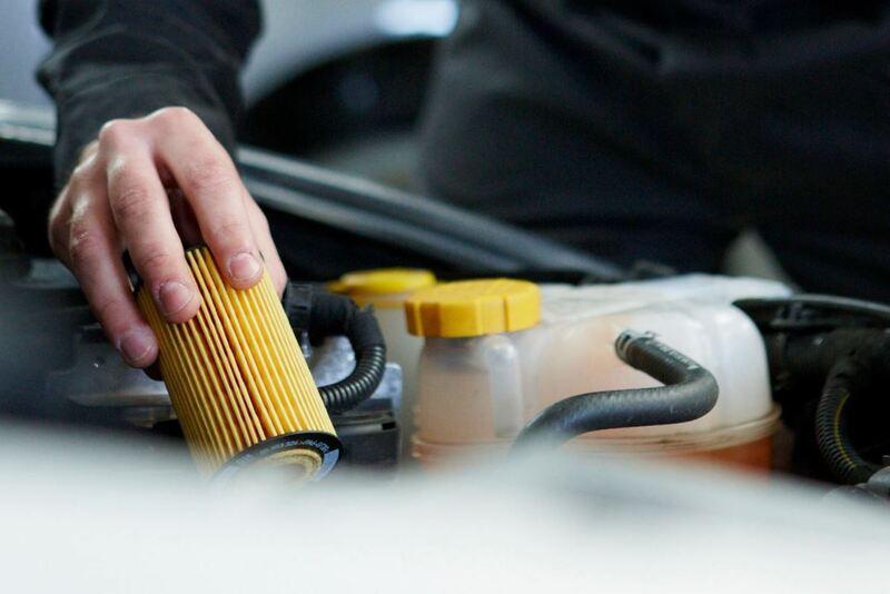 cambiar filtro aire coche