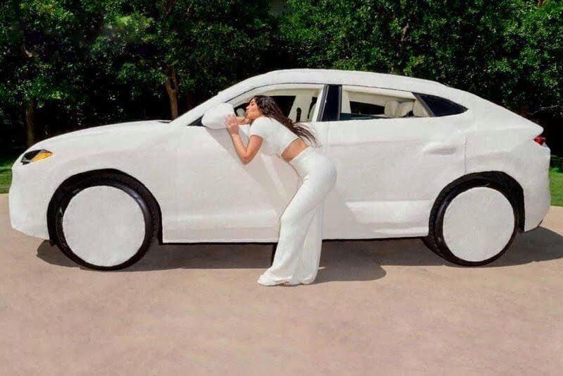 Los coches de famosos personalizados