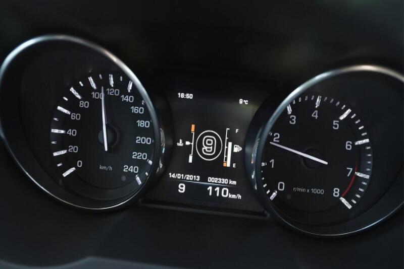 velocidad real velocímetro