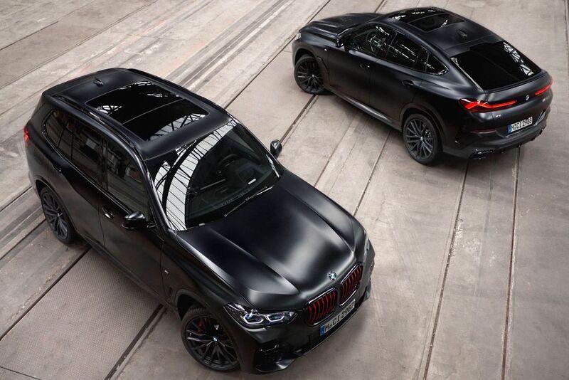 nuevas ediciones BMW X5 X6 X7