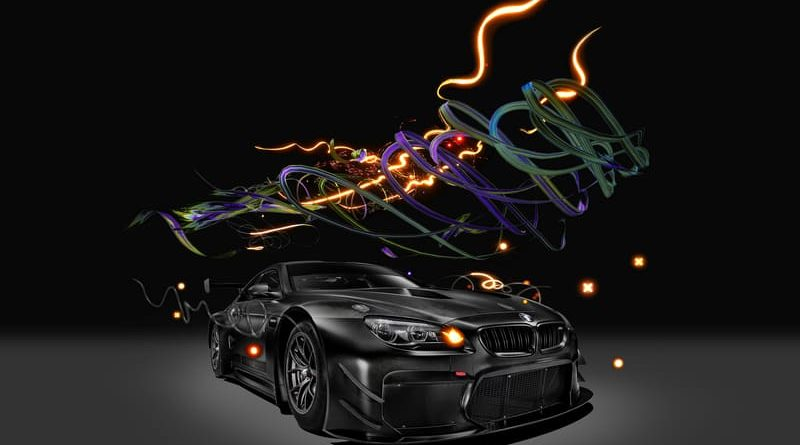 BMW M6 GT3 - Cao Fei, 2017