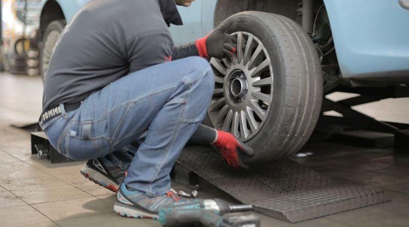 reparar un neumático sin cambiar la rueda