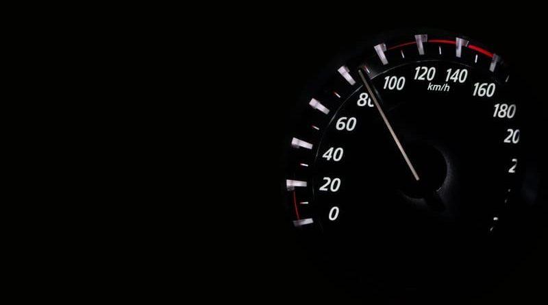 Sistema ISA, el limitador de velocidad obligatorio en 2022