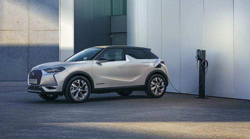 DS se centrará en la fabricación de coches eléctricos