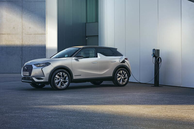 DS solo venderá coches eléctricos