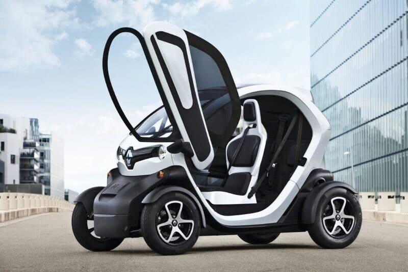 Renault Twizy E-Tech