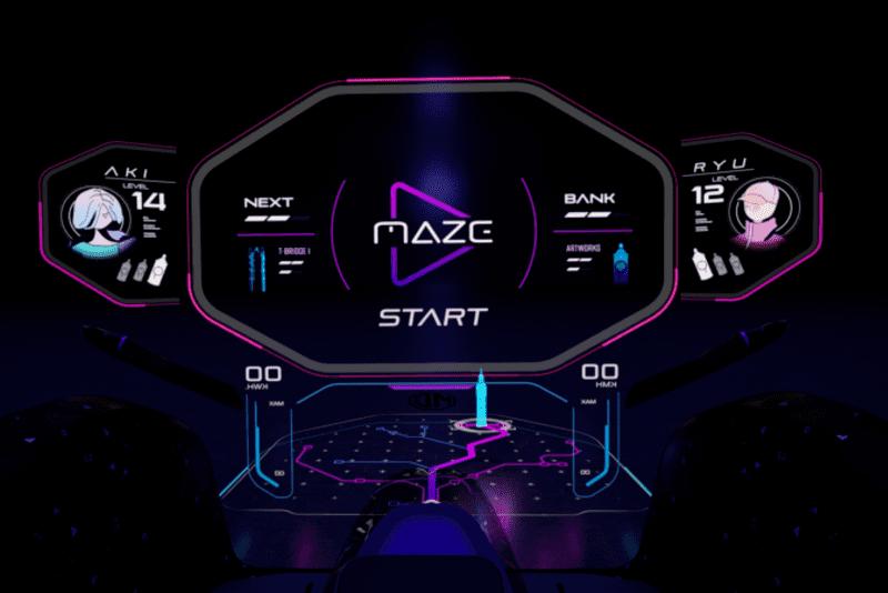 MG-MAZE-concept