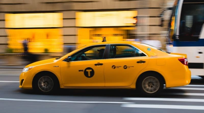 Coberturas para pasajeros en taxis, VTC o coches compartidos